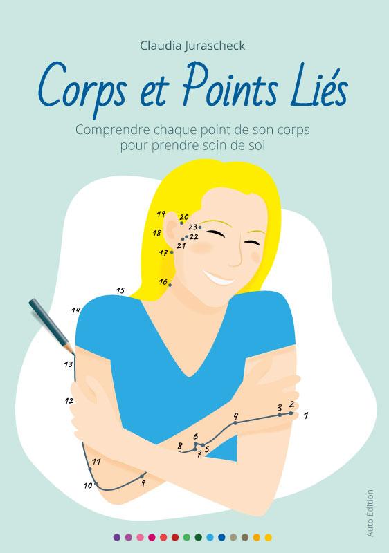 Corps et Points Liés - livre - couverture